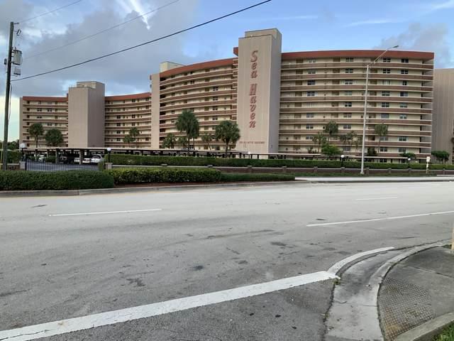 2731 NE 14 Street #919, Pompano Beach, FL 33062 (#RX-10656576) :: The Rizzuto Woodman Team