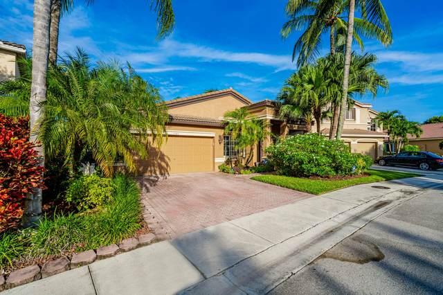 1564 E Harmony Lake Circle, Davie, FL 33324 (#RX-10656577) :: Real Estate Authority