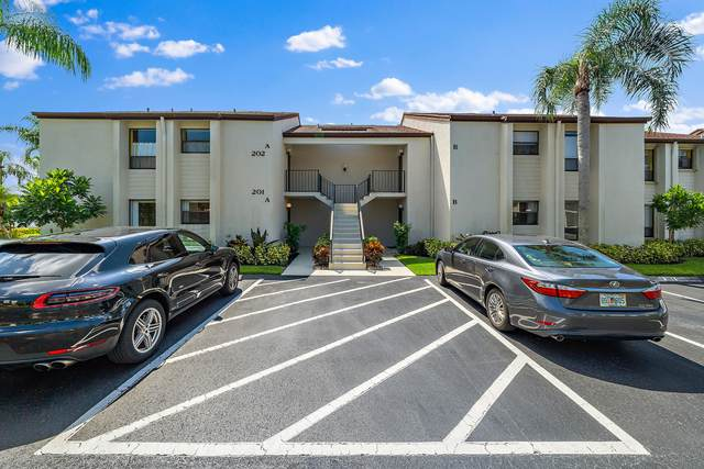 201 Wingfoot Drive A, Jupiter, FL 33458 (MLS #RX-10656582) :: Berkshire Hathaway HomeServices EWM Realty