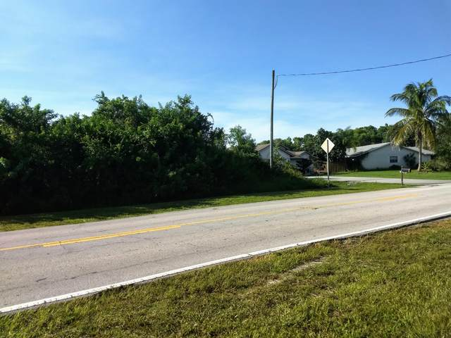 2534 SE Floresta Drive, Port Saint Lucie, FL 34984 (MLS #RX-10656617) :: Berkshire Hathaway HomeServices EWM Realty