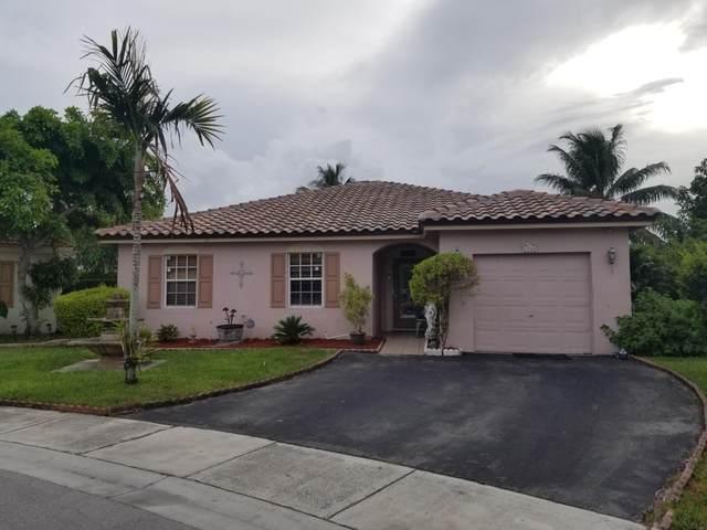 2060 SW 120th Terrace, Miramar, FL 33025 (MLS #RX-10656654) :: United Realty Group
