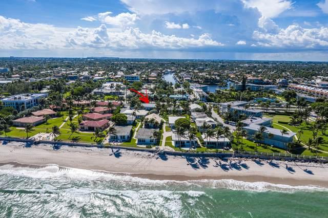 1212 Hillsboro Mile #-10, Hillsboro Beach, FL 33062 (#RX-10656659) :: Posh Properties