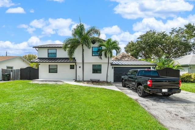 3042 Cardinal Drive, Delray Beach, FL 33444 (MLS #RX-10656669) :: Lucido Global
