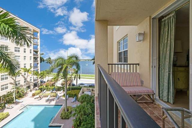 1801 N Flagler Drive #503, West Palm Beach, FL 33401 (MLS #RX-10656698) :: Castelli Real Estate Services