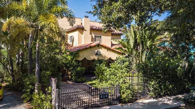 713 Sunset Road, West Palm Beach, FL 33401 (#RX-10656752) :: The Rizzuto Woodman Team