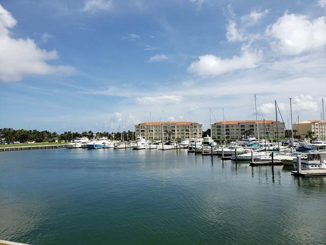 13 Harbour Isle Drive W #202, Fort Pierce, FL 34949 (#RX-10656762) :: The Reynolds Team/ONE Sotheby's International Realty