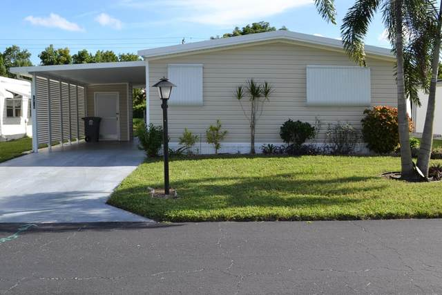 8260 South Street, Boca Raton, FL 33433 (#RX-10656769) :: The Rizzuto Woodman Team