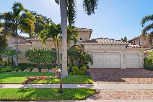 409 Savoie Drive, Palm Beach Gardens, FL 33410 (MLS #RX-10656789) :: Castelli Real Estate Services