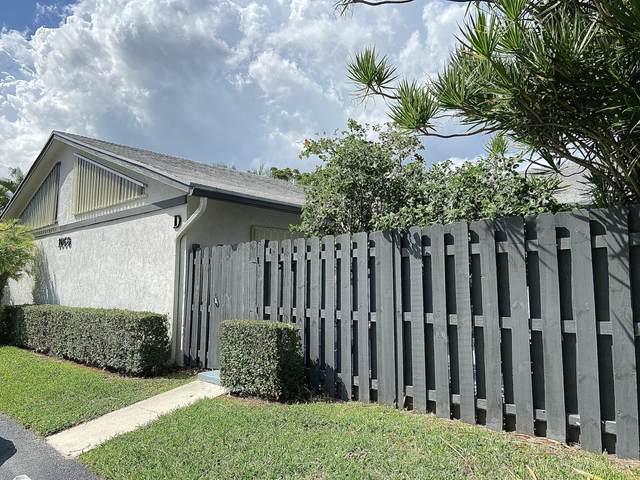1068 Summit Trail Circle D, West Palm Beach, FL 33415 (MLS #RX-10656793) :: Castelli Real Estate Services