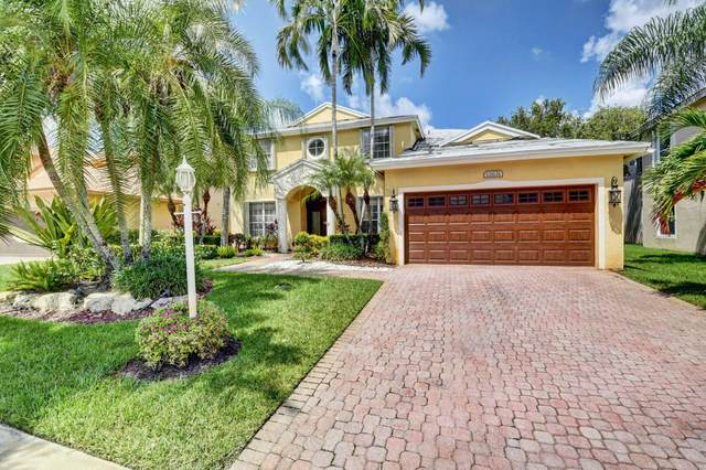 12631 Yardley Drive, Boca Raton, FL 33428 (MLS #RX-10656801) :: Berkshire Hathaway HomeServices EWM Realty