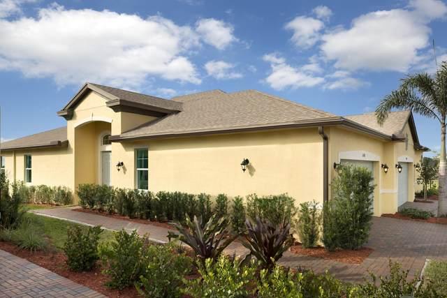 11458 SW Lake Park Drive, Port Saint Lucie, FL 34987 (MLS #RX-10656831) :: Berkshire Hathaway HomeServices EWM Realty