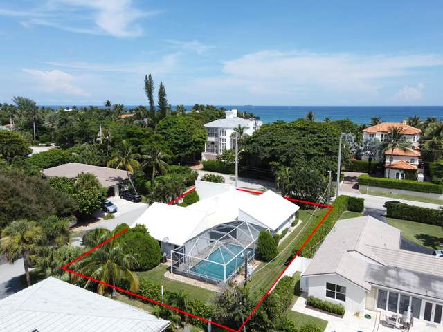 6072 N Ocean Boulevard, Ocean Ridge, FL 33435 (MLS #RX-10656846) :: Berkshire Hathaway HomeServices EWM Realty