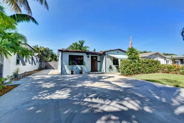 1242 N 16th Avenue N, Lake Worth Beach, FL 33460 (#RX-10656870) :: Ryan Jennings Group