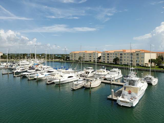 16 Harbour Isle Drive W Ph01, Fort Pierce, FL 34949 (#RX-10656889) :: The Reynolds Team/ONE Sotheby's International Realty
