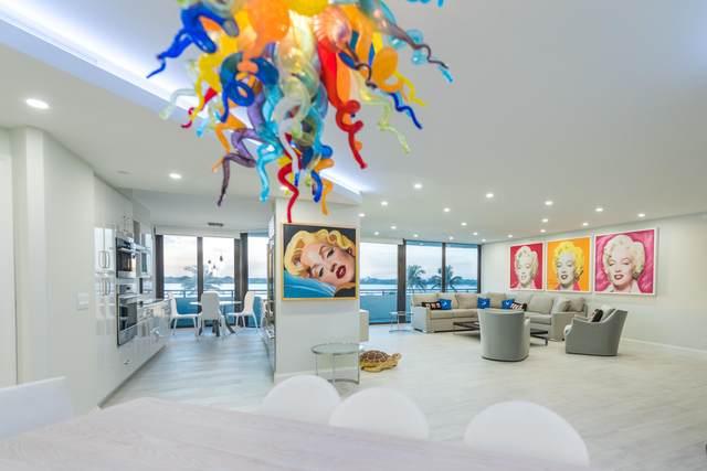 3100 S Ocean Boulevard 407S, Palm Beach, FL 33480 (#RX-10656940) :: Baron Real Estate