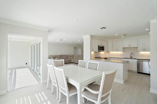 3723 Quail Ridge Drive N Bobwhite C, Boynton Beach, FL 33436 (#RX-10656950) :: The Reynolds Team/ONE Sotheby's International Realty