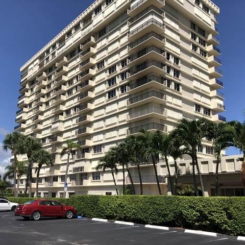 2121 N Ocean Boulevard 1102W, Boca Raton, FL 33431 (#RX-10657000) :: Ryan Jennings Group