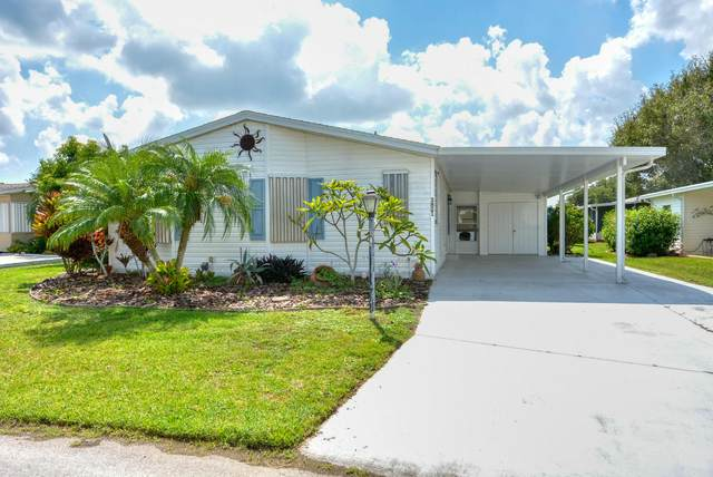 3821 Spatterdock Lane Lane, Port Saint Lucie, FL 34952 (#RX-10657040) :: The Rizzuto Woodman Team