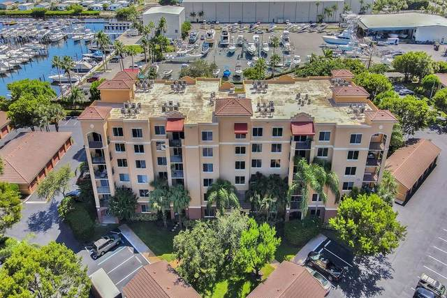 1000 Scotia Drive #301, Hypoluxo, FL 33462 (#RX-10657047) :: Posh Properties