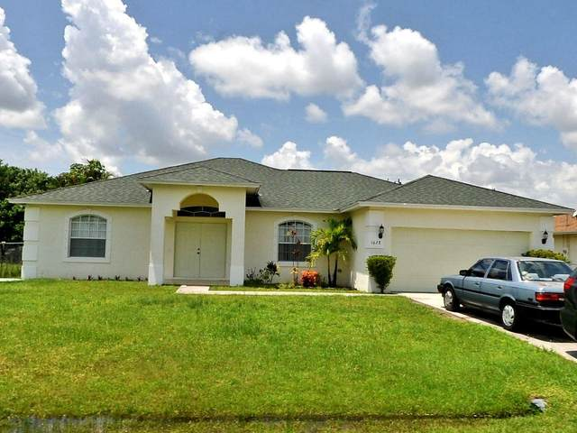 1628 SE Sandia Drive, Port Saint Lucie, FL 34983 (#RX-10657059) :: The Rizzuto Woodman Team
