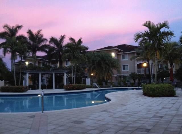 6458 Emerald Dunes Drive #303, West Palm Beach, FL 33411 (#RX-10657070) :: Ryan Jennings Group
