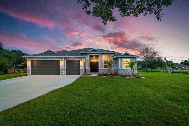 7742 165th Street N, Palm Beach Gardens, FL 33418 (MLS #RX-10657071) :: Berkshire Hathaway HomeServices EWM Realty
