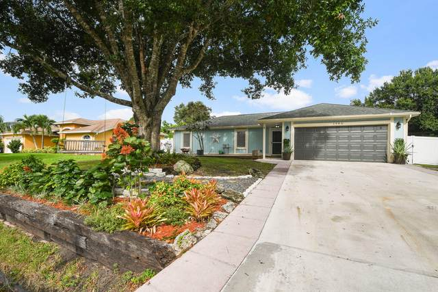 1986 SW Granello Terrace, Port Saint Lucie, FL 34953 (#RX-10657131) :: Ryan Jennings Group