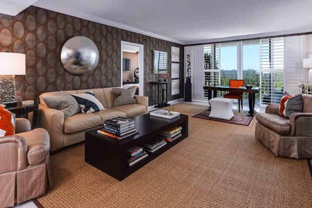 2774 S Ocean Boulevard #808, Palm Beach, FL 33480 (MLS #RX-10657196) :: Berkshire Hathaway HomeServices EWM Realty