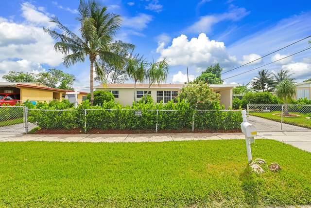 146 NW 14th Avenue, Boynton Beach, FL 33435 (MLS #RX-10657271) :: Berkshire Hathaway HomeServices EWM Realty