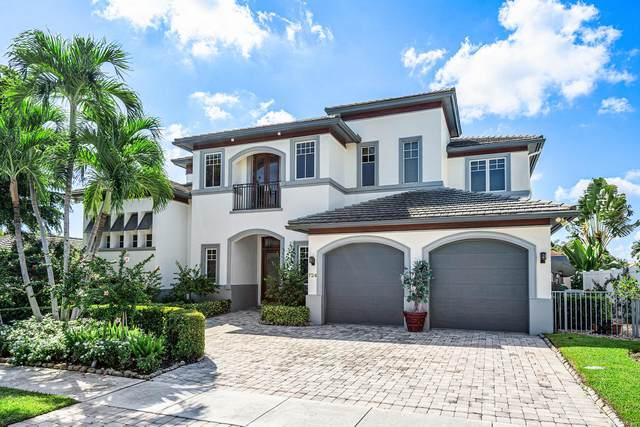 724 NE 36th Street, Boca Raton, FL 33431 (#RX-10657321) :: Ryan Jennings Group