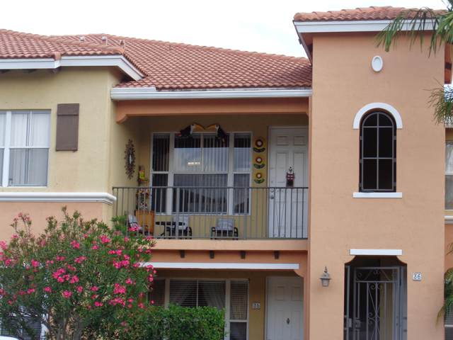 3553 Forest Hill Boulevard #36, West Palm Beach, FL 33406 (#RX-10657332) :: Posh Properties