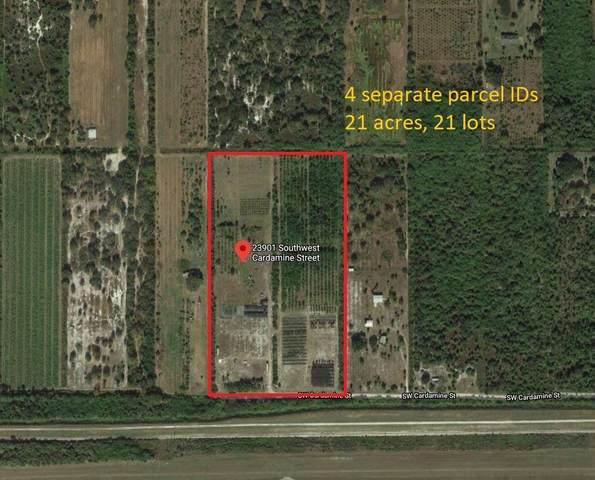 23901 SW Cardamine Street SW, Indiantown, FL 34956 (MLS #RX-10657377) :: Castelli Real Estate Services
