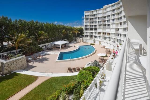 2780 S Ocean Boulevard #309, Palm Beach, FL 33480 (#RX-10657383) :: The Rizzuto Woodman Team