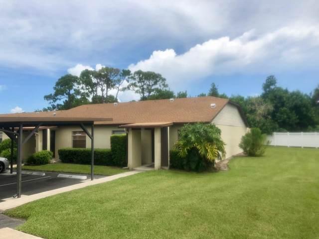 6026 Indrio Road #6, Fort Pierce, FL 34951 (#RX-10657402) :: Ryan Jennings Group
