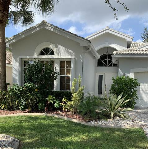 7265 Kea Lani Drive, Boynton Beach, FL 33437 (MLS #RX-10657435) :: Castelli Real Estate Services