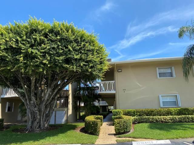 419 Us-1 116 F, North Palm Beach, FL 33408 (#RX-10657447) :: Ryan Jennings Group