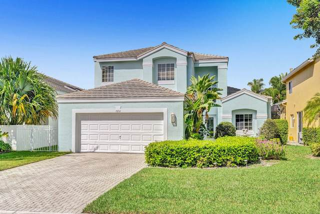 7892 Travlers Tree Drive, Boca Raton, FL 33433 (#RX-10657464) :: The Rizzuto Woodman Team