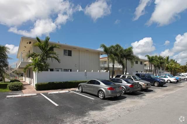1848 NE 46th Street G6, Fort Lauderdale, FL 33308 (#RX-10657497) :: Baron Real Estate