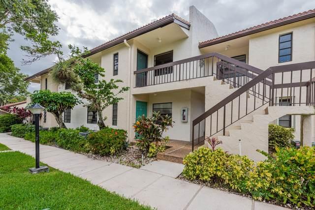 8436 Cypress Lane Lane 7C, Boca Raton, FL 33433 (#RX-10657498) :: Ryan Jennings Group