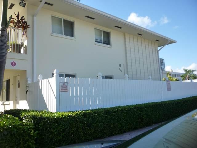 1848 NE 46th Street G8, Fort Lauderdale, FL 33308 (#RX-10657505) :: Baron Real Estate