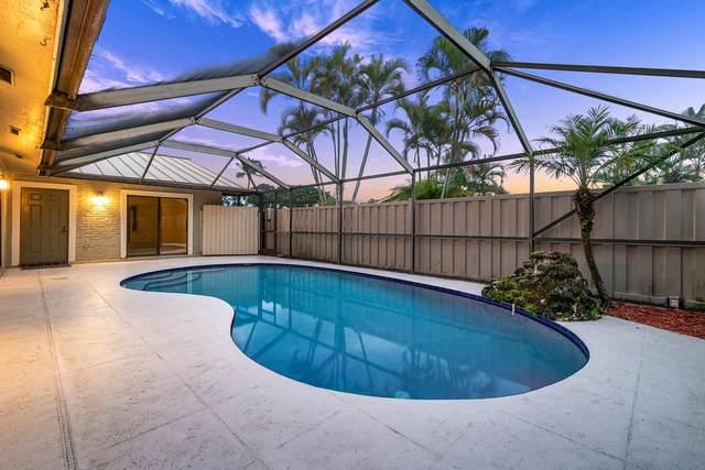 5624 Eagle Lake Drive, Palm Beach Gardens, FL 33418 (MLS #RX-10657512) :: Berkshire Hathaway HomeServices EWM Realty