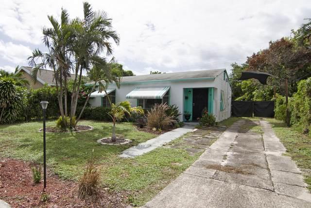 620 43rd Street, West Palm Beach, FL 33407 (#RX-10657516) :: The Rizzuto Woodman Team