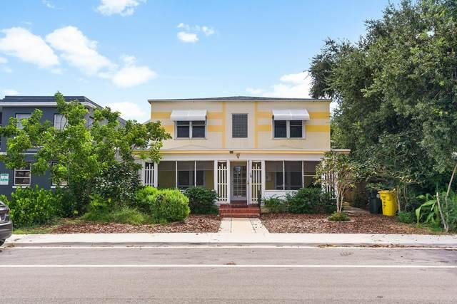 18 S M Street, Lake Worth Beach, FL 33460 (MLS #RX-10657522) :: Berkshire Hathaway HomeServices EWM Realty