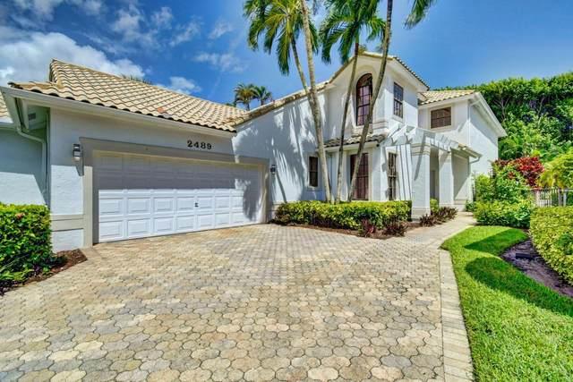 2489 NW 64th Street, Boca Raton, FL 33496 (#RX-10657524) :: Ryan Jennings Group