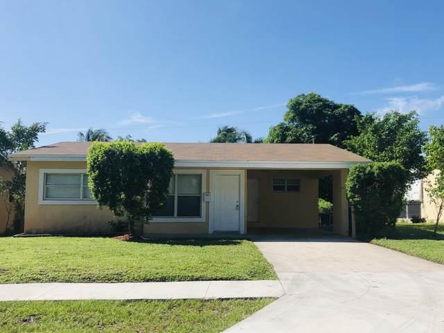 214 SW 10th Avenue, Boynton Beach, FL 33435 (MLS #RX-10657538) :: Castelli Real Estate Services