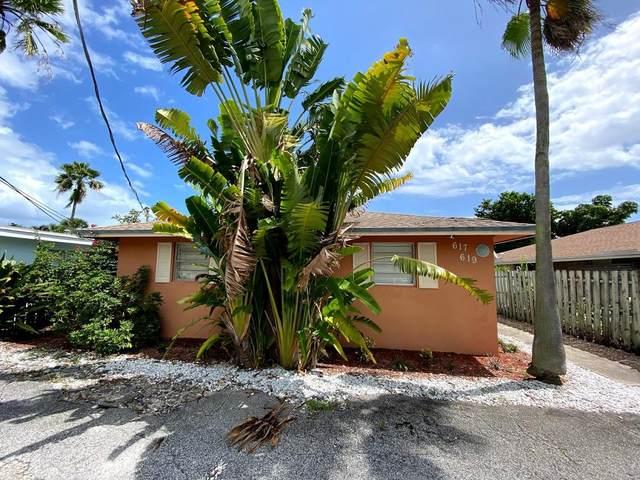 617 NE 3rd Avenue, Delray Beach, FL 33444 (MLS #RX-10657578) :: Laurie Finkelstein Reader Team