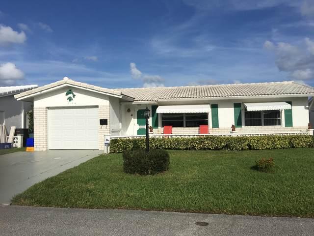 2104 SW 23rd Court, Boynton Beach, FL 33426 (MLS #RX-10657584) :: Castelli Real Estate Services