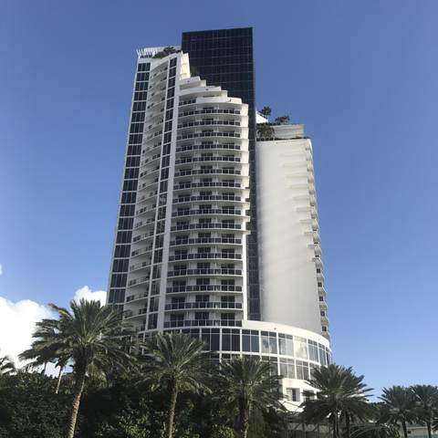 18001 Collins Avenue #608, Sunny Isles Beach, FL 33160 (MLS #RX-10657600) :: Castelli Real Estate Services