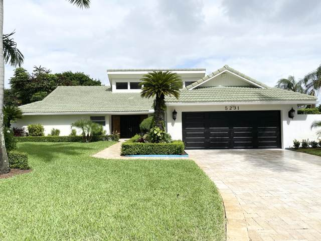 5231 NW 3rd Ter Terrace, Boca Raton, FL 33487 (#RX-10657610) :: Ryan Jennings Group