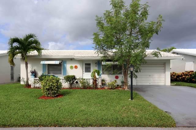 109 SW 8th Place, Boynton Beach, FL 33426 (MLS #RX-10657648) :: Castelli Real Estate Services